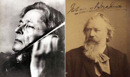 Enescu & Brahms